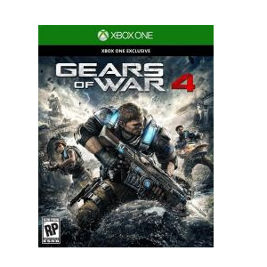 Ver XBOX ONE GEARS OF WAR 4 BLU RAY