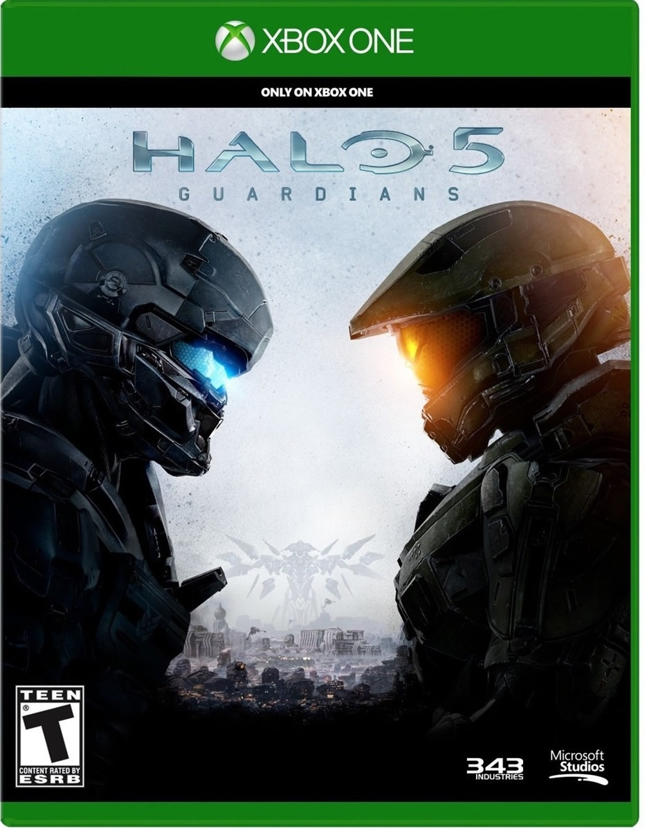 Ver XBOX ONE HALO 5 BLU RAY