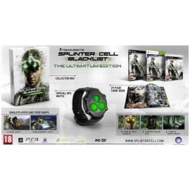 Xbox Splinter Cell Blacklist Ultimatum Edition