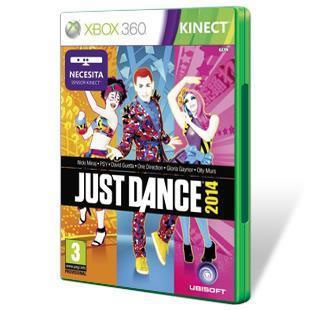 Xbox360 Just Dance 2014