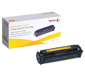 Xerox Cartucho de toner amarillo Equivalente a HP CB542A