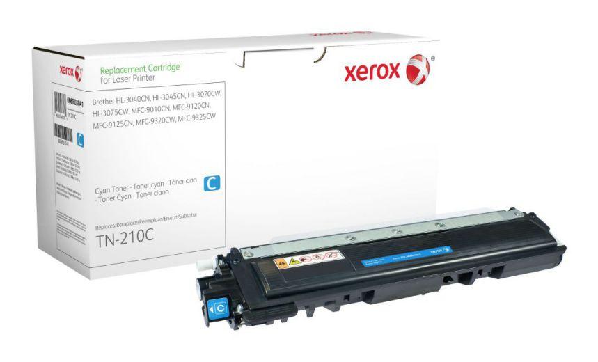 Xerox Cartucho De Toner Cian Equivalente A Brother Tn230c Compatible Con Brother Dcp 9010cn Hl 3040cn