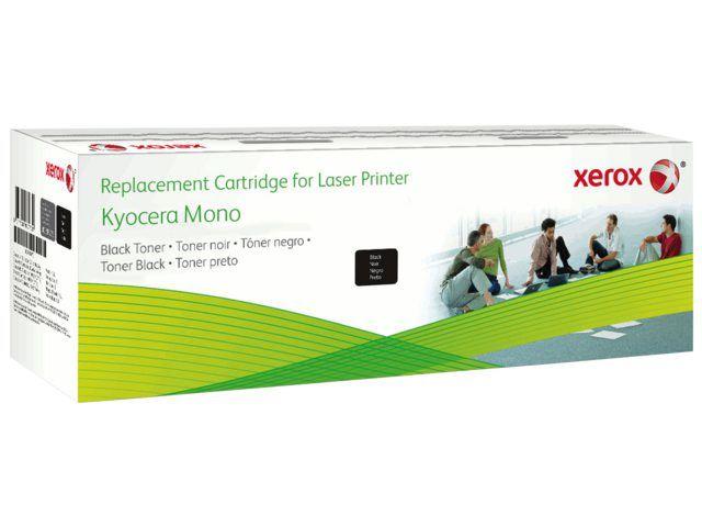 Xerox Cartucho de toner negro Equivalente a Kyocera TK 675