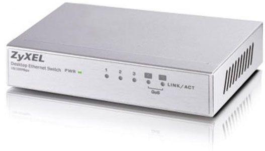 Ver ZyXEL ES 105A No administrado Fast Ethernet 10
