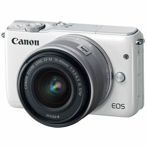 canon EOS M10 EF M15 45MM