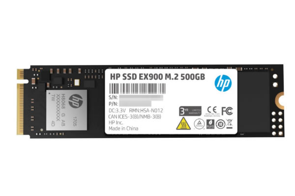 Hp 500gb Ssd M2 Pci