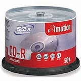 3m Cd-r 52x 50pk Spindle