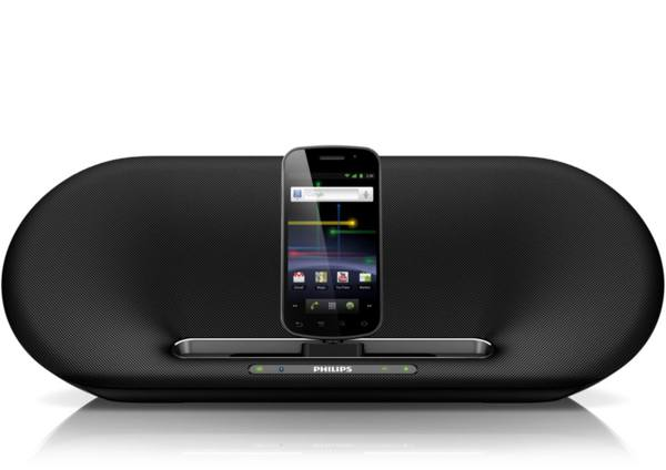 Philips As851 Para Android Altavoz Base Con Bluetooth