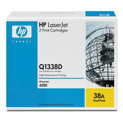 Hp Consumible Q1338d