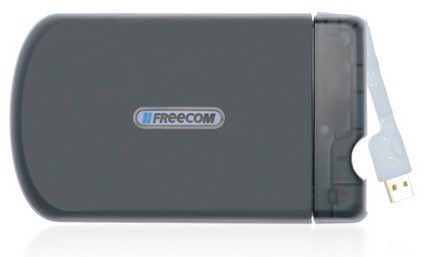 Freecom 500gb Toughdrive 25