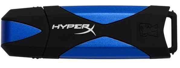 Kingston Hyperx30 256gb