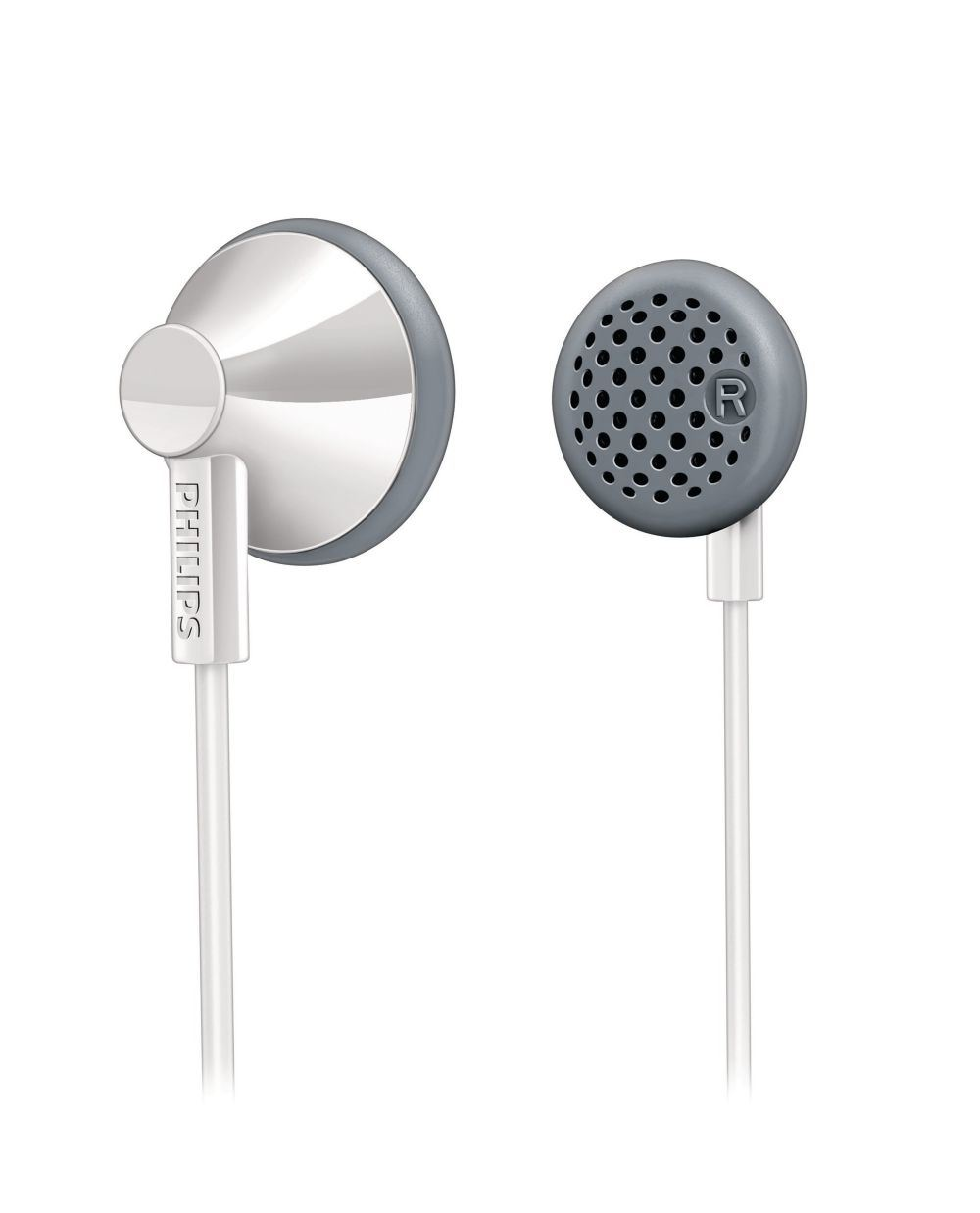 Ver Philips SHE2001 Blanca Auriculares intrauditivos
