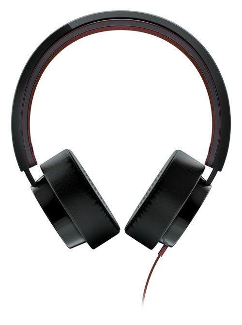 Philips Shl5200bk Coleccion Citiscape Shibuya Auriculares Con Banda Coleccion Citiscape