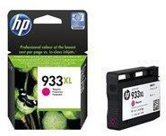 Ver HP CONSUMIBLE Cartucho de tinta magenta Officejet HP 933XL