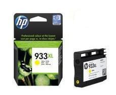 Ver HP CONSUMIBLE Cartucho de tinta amarilla HP 933XL Officejet