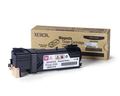 Ver Xerox Cartucho De Toner Magenta Para Phaser 6130