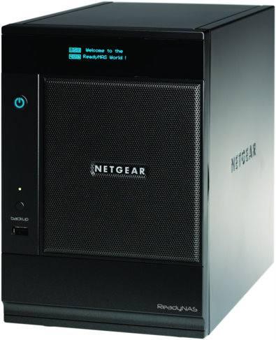 Netgear Readynas Pro 6  18tb