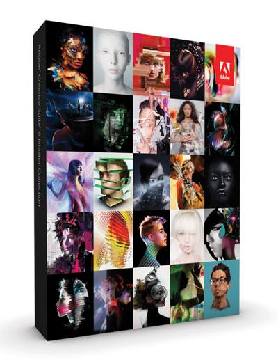 Adobe Cs6 Master Collection  Win  Rtl  Dvd  Esp