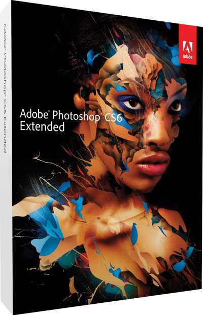 Adobe Photoshop Cs6 Extended  Win  Rtl  Dvd  Esp