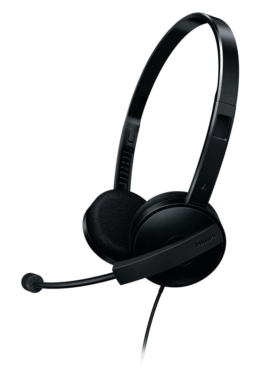 Philips Shm3550  Auriculares Para Pc