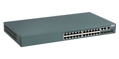 Smc Networks Tigerswitch 26 Port 10