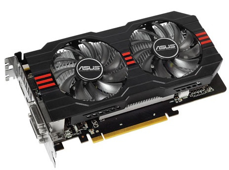 Asus Pci-e N Radeon Hd 7770 2gb