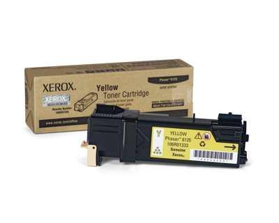 Xerox Cartucho de toner amarillo  Phaser 6125