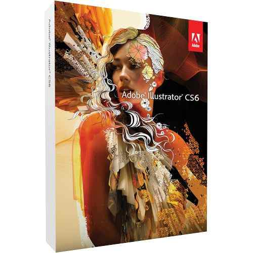 Adobe Illustrator Cs6  Dvd  Win  Es