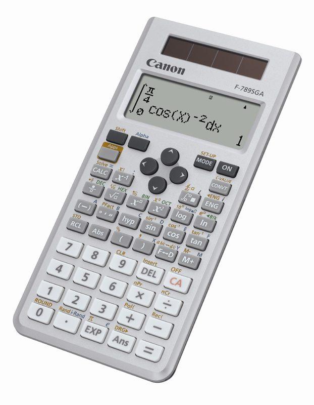 Calculadora Canon F-789SGA