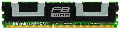 Kingston 8gb 667mhz Fbdimm Kit  4-core And 8-core Systems