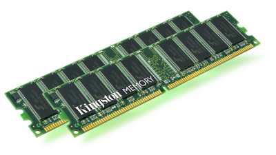 Ver Kingston 1GB DDR2-800 CL6