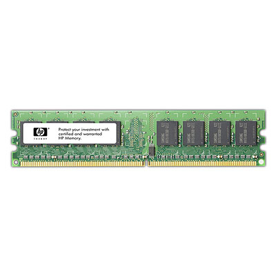 Ver Kit de memoria registrada HP x4 PC3-12800R  DDR3-1600  de rango doble de 8 GB  1 x 8 GB  CAS-11