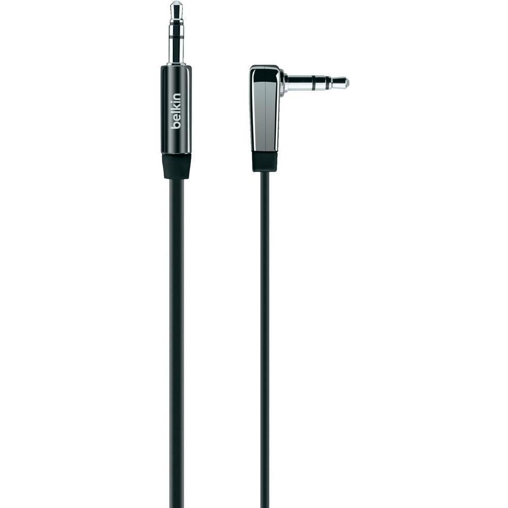 Cable Audio Belkin 35mm Av10128cw03-blk