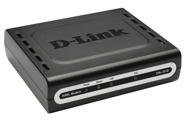 Ver D-Link ADSL2  Ethernet Modem  Annex B