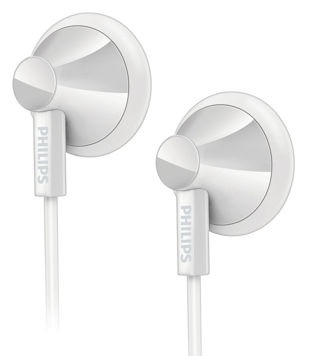 Philips She2105wt  Auriculares Intrauditivos
