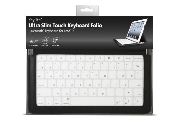 Kensington Keylite Ultra Slim Touch Folio  Esp
