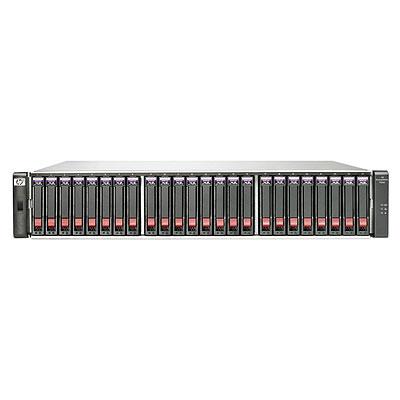 Hp P2000 G3 Sas Msa Dual Controller Sff Array System