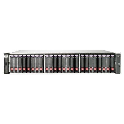 Hp P2000 G3 Iscsi Msa Dual Controller Sff Array System