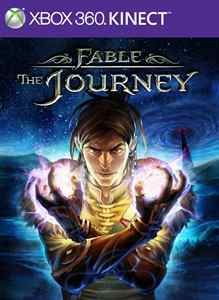 Microsoft Fable  The Journey  Dvd  Xbox 360