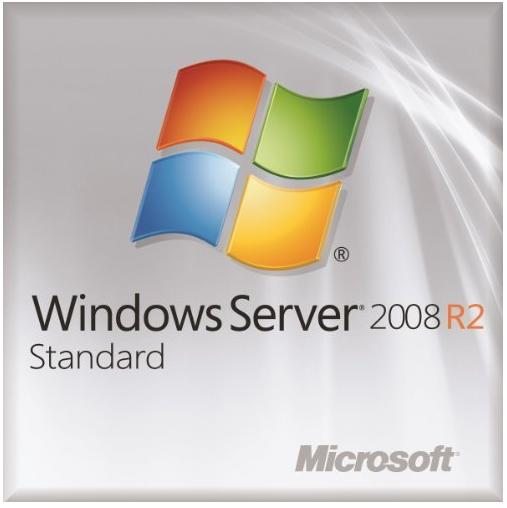 Dell Windows Server 2008 R2 Standard  Sp1  X64  5 Cal  Rok Kit  Esp
