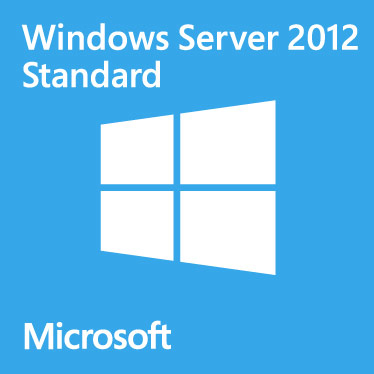 Windows Server 2012 Standard  X64  Lic