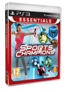 Sports Champions  Essentials  Ps3