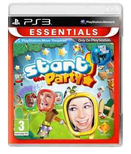 Start The Party!  Essentials  Ps3
