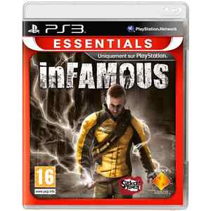 Sony Infamous  Essentials  Ps3
