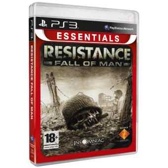 Sony Resistance  Fall Of Man - Essentials  Ps3