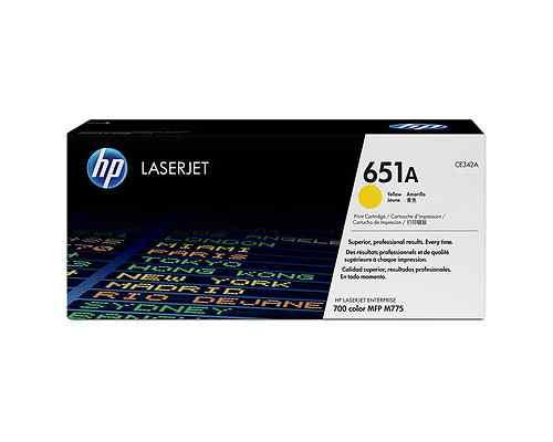 Ver HP CONSUMIBLE 651A Y