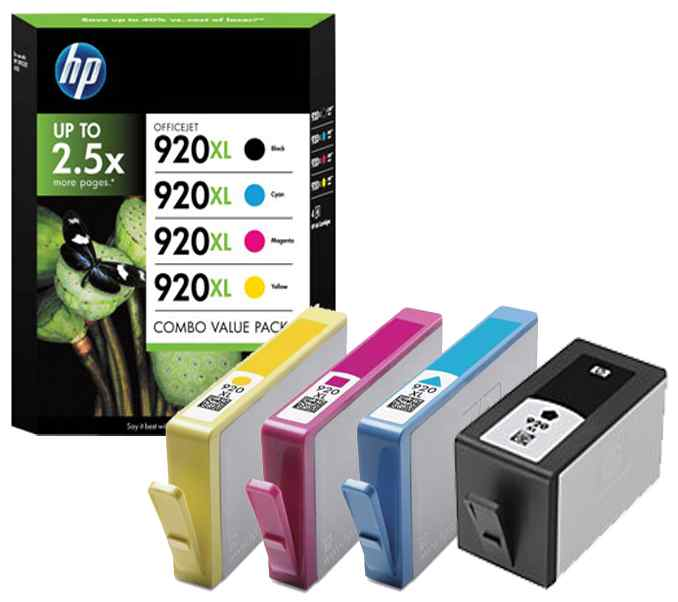 Ver HP CONSUMIBLE 920XL C