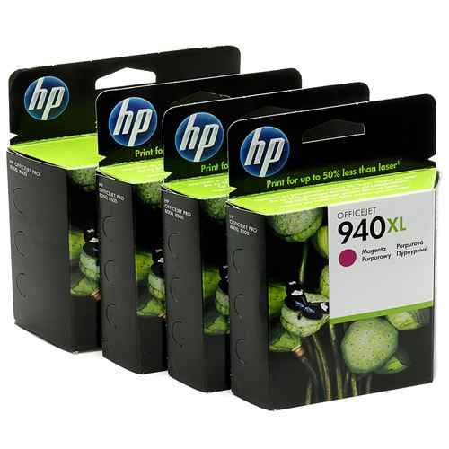 Hp Consumible 940xl C