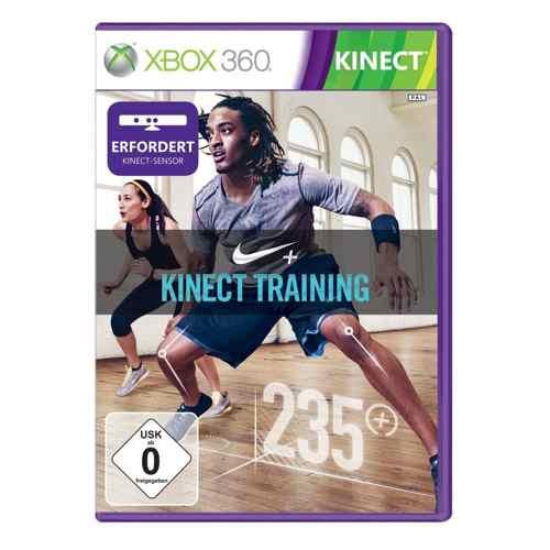 Microsoft Nike Fitness  Xbox 360  DVD