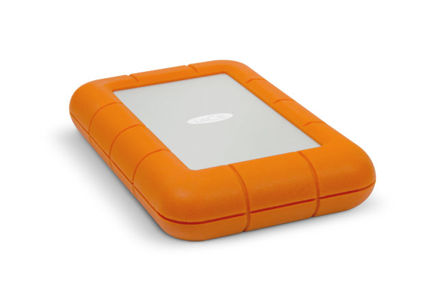 Lacie Rugged Usb3 Thunderbolt 256gb